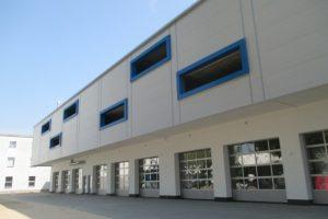 Euler Statik Hanau Referenzen Schulen Sporthallen